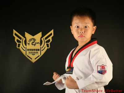 Children's Taekwondo training clothes